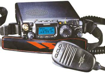 FT817 transceiver radioamateur YAESU HF VHF UHF 50 MHz par GES